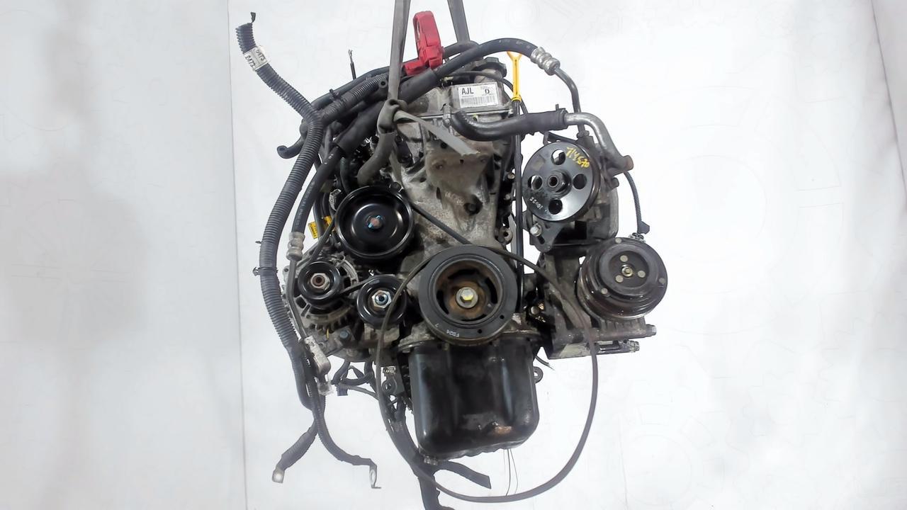 Двигатель (ДВС) Chevrolet Spark  1.2 л Бензин