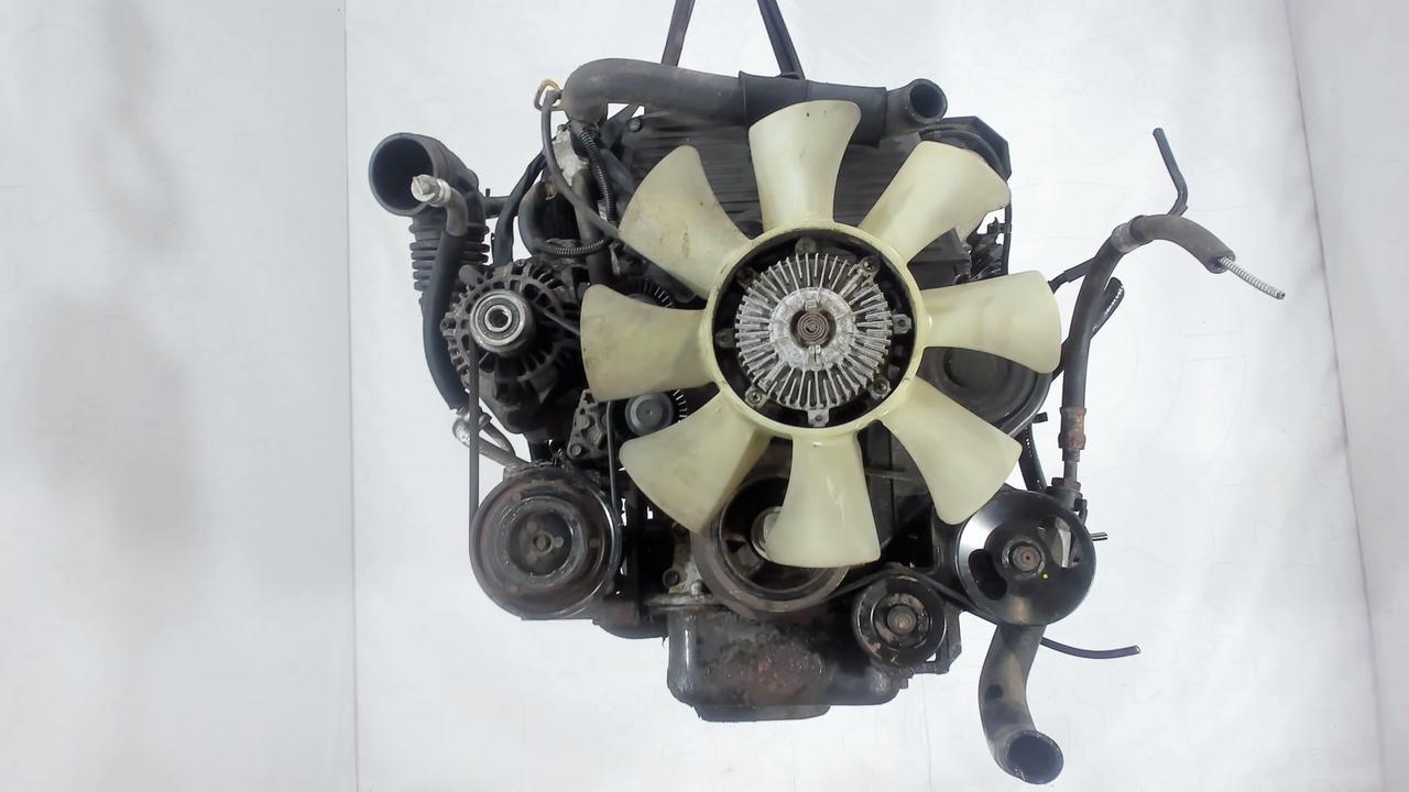 Двигатель (ДВС) Hyundai Terracan 2.9 л Дизель