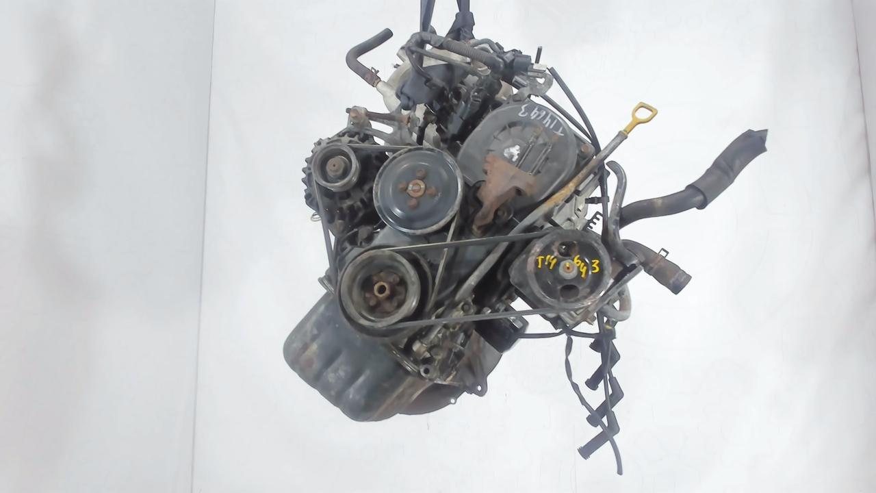 Двигатель (ДВС) Hyundai Getz 1.1 л Бензин