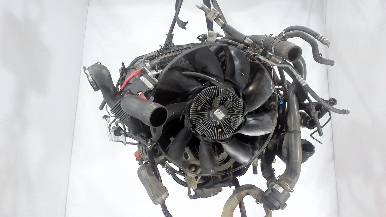 Двигатель (ДВС) Land Rover Discovery 4  3 л Дизель