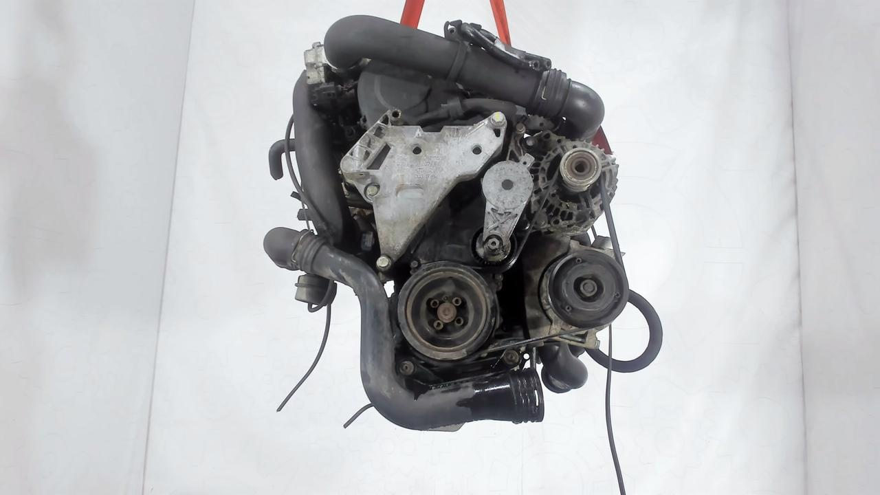 Двигатель (ДВС) Skoda Octavia (A5)  1.9 л Дизель