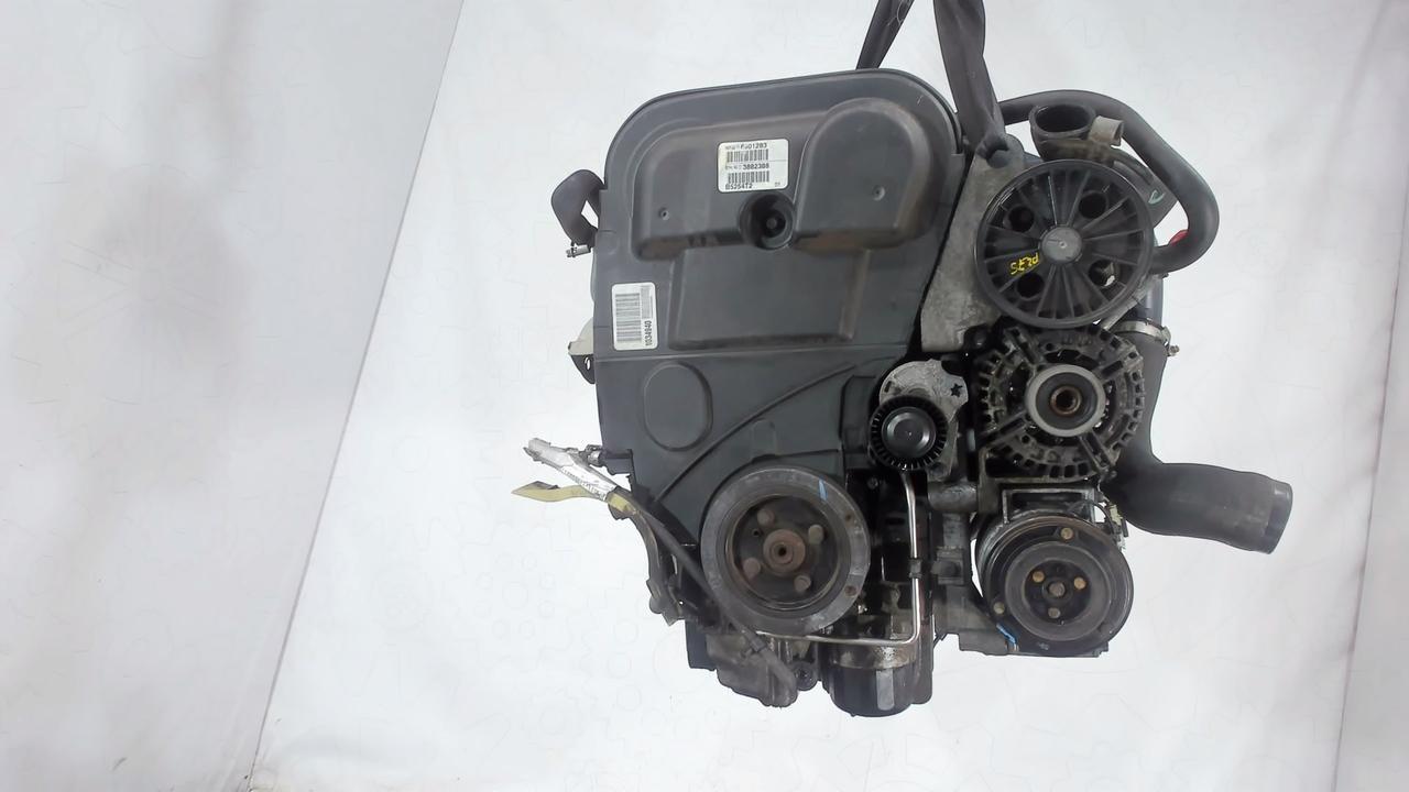 Двигатель (ДВС) Volvo S60  2.5 л Бензин