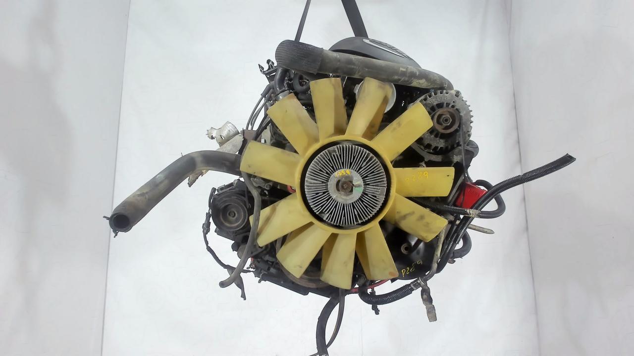 Двигатель (ДВС) Hummer H2 6 л Бензин