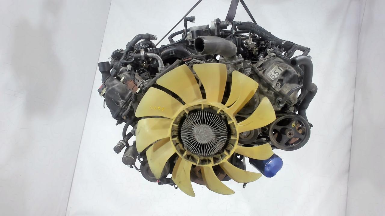 Двигатель (ДВС) Lincoln Navigator  5.4 л Бензин