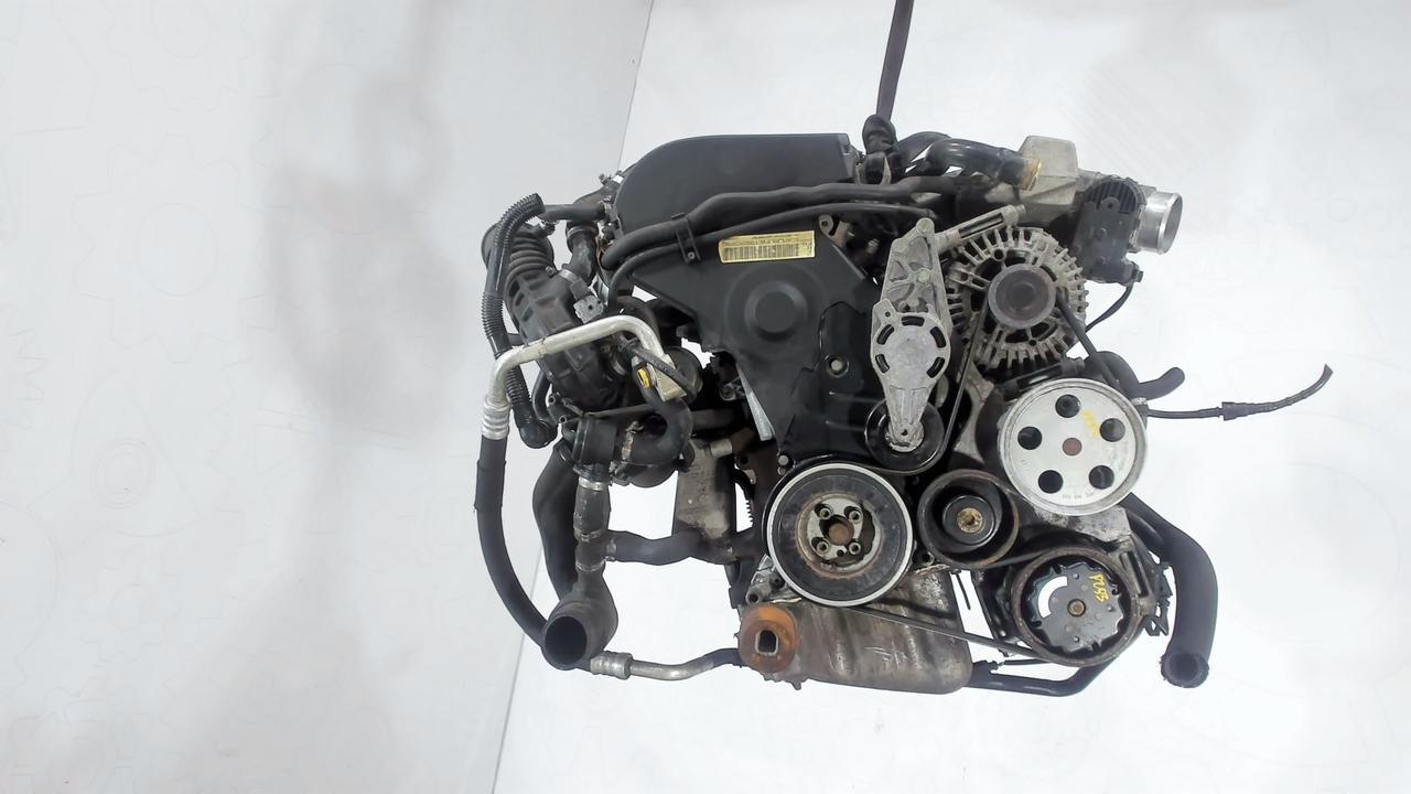 Двигатель (ДВС) Audi A4 (B6)  1.8 л Бензин