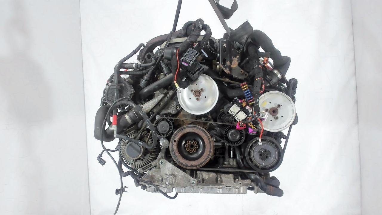 Двигатель (ДВС) Audi A6 (C6)  3.2 л Бензин