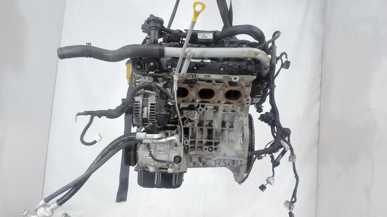 Двигатель (ДВС) Hyundai Genesis  3.8 л Бензин