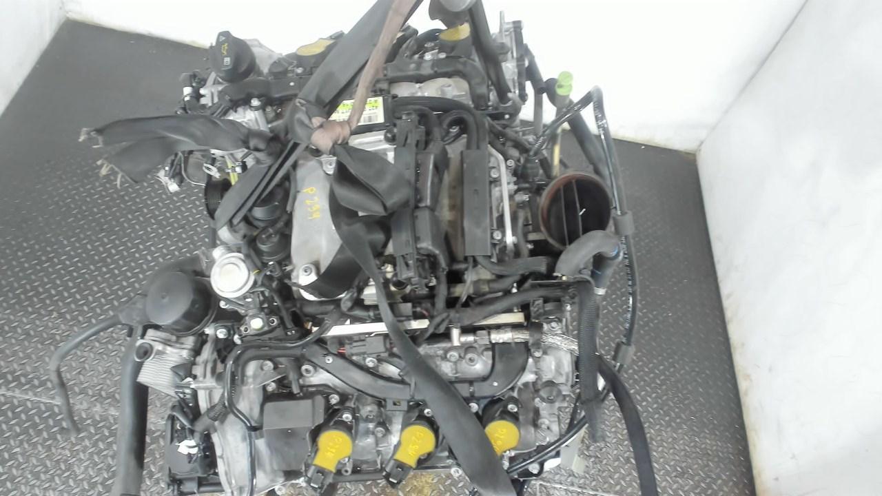 Двигатель (ДВС) Mercedes GLK X204  3.5 л Бензин