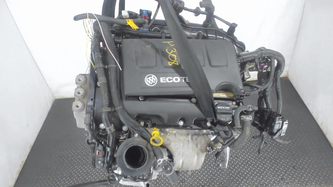 Двигатель (ДВС) Buick Encore 1.4 л Бензин