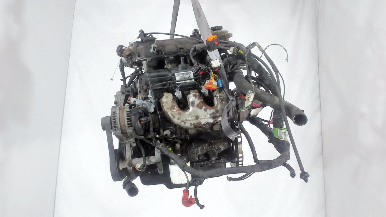 Двигатель (ДВС) Dodge Caravan  3.8 л Бензин