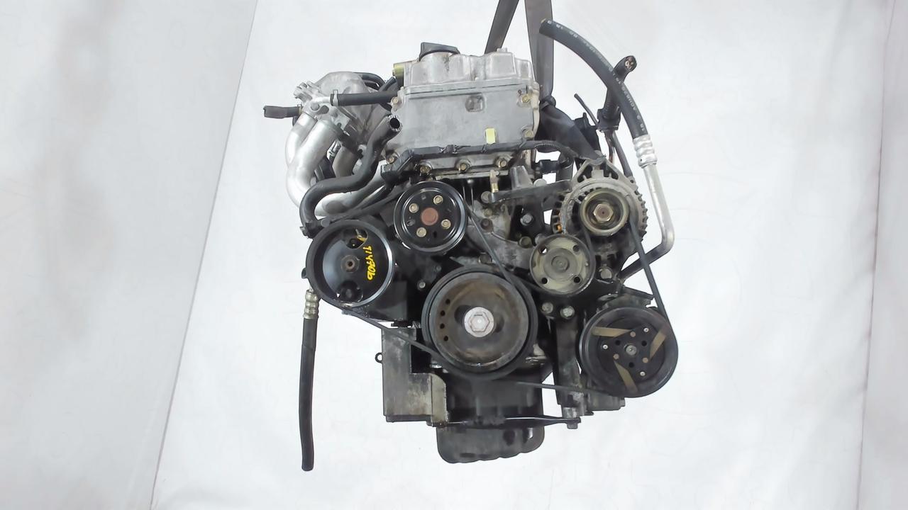 Двигатель (ДВС) Nissan Almera N16  1.5 л Бензин