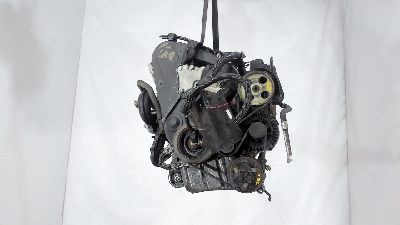 Двигатель (ДВС) Peugeot 206 2 л Дизель