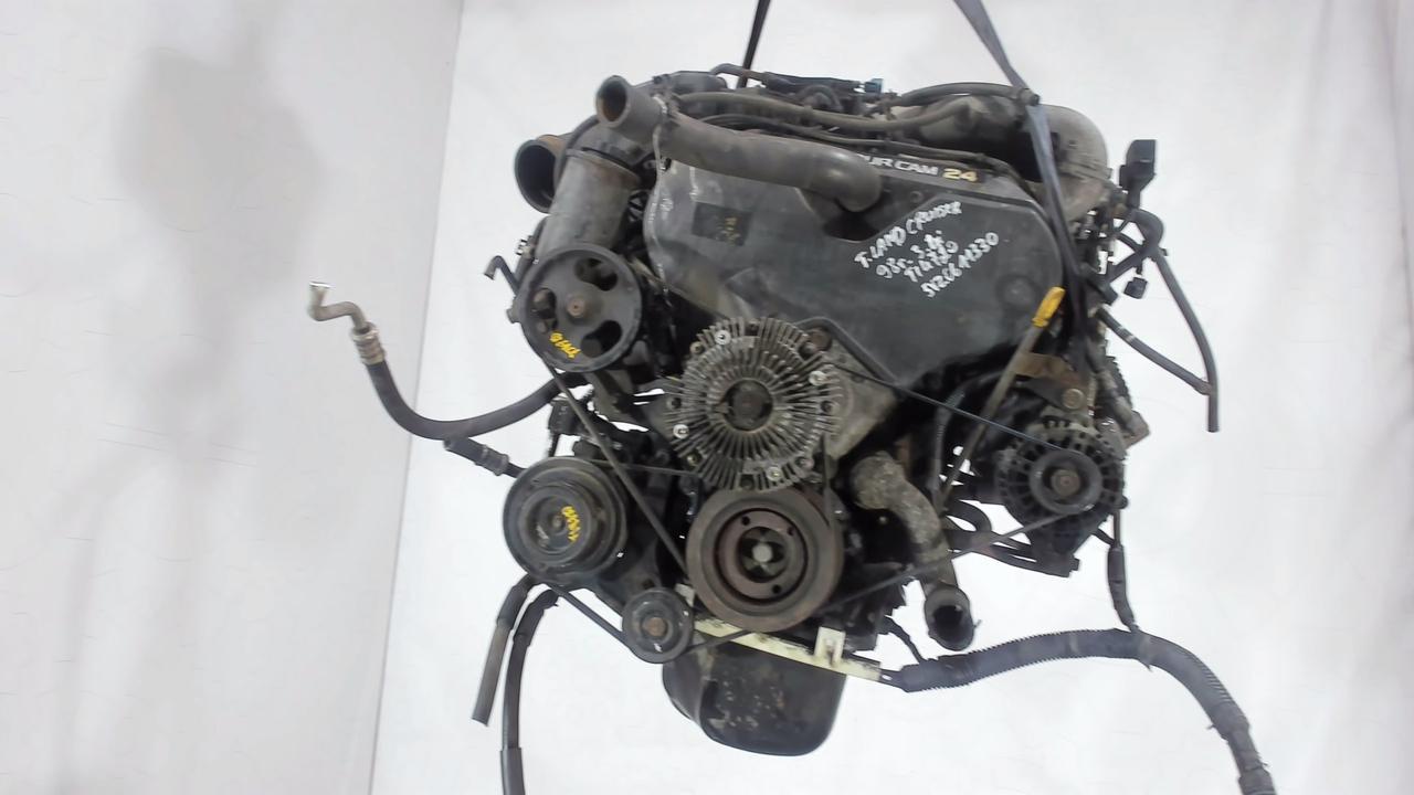 Двигатель (ДВС) Toyota Land Cruiser Prado (90)   3.4 л Бензин