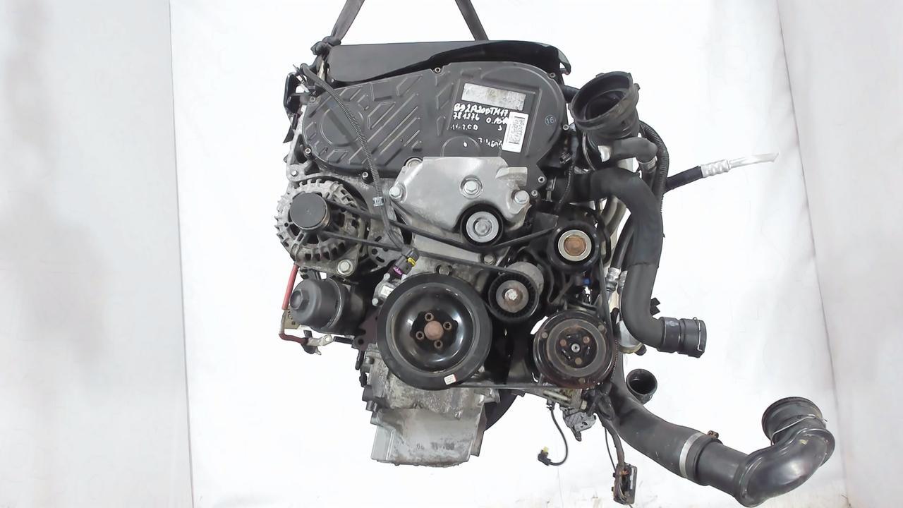 Двигатель (ДВС) Opel Astra J  2 л Дизель