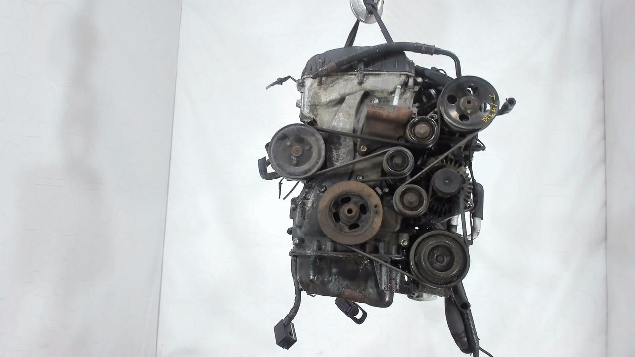 Двигатель (ДВС) Hyundai Sonata NF  2.4 л Бензин
