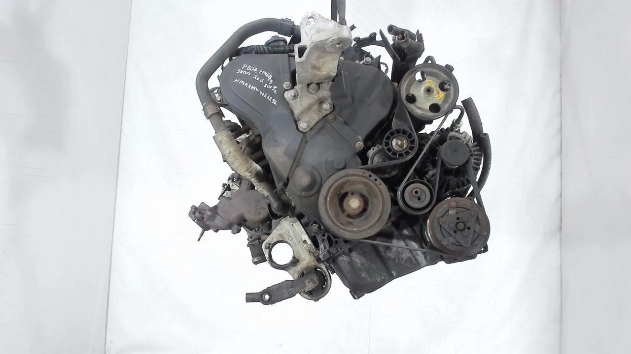 Двигатель (ДВС) Citroen C8  2 л Дизель