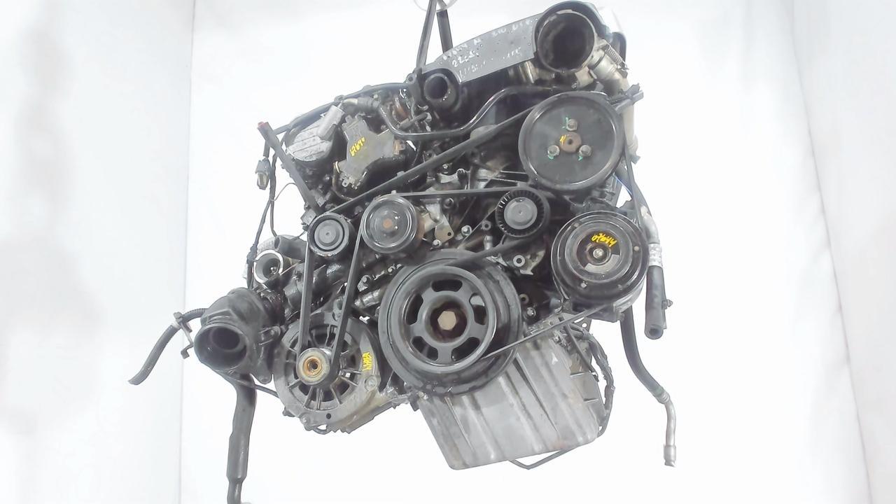 Двигатель (ДВС) Mercedes E W210  2.2 л Дизель