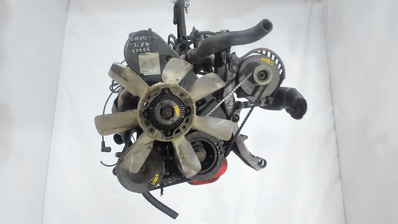 Двигатель (ДВС) Volvo 740 2.3 л Бензин