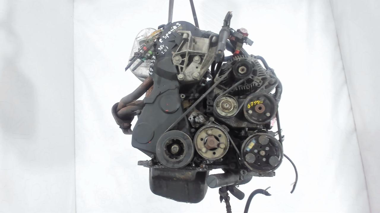 Двигатель (ДВС) Renault Espace 3  2 л Бензин