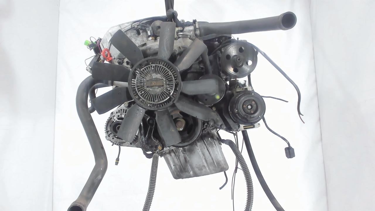 Двигатель (ДВС) Mercedes E W210  2.3 л Бензин