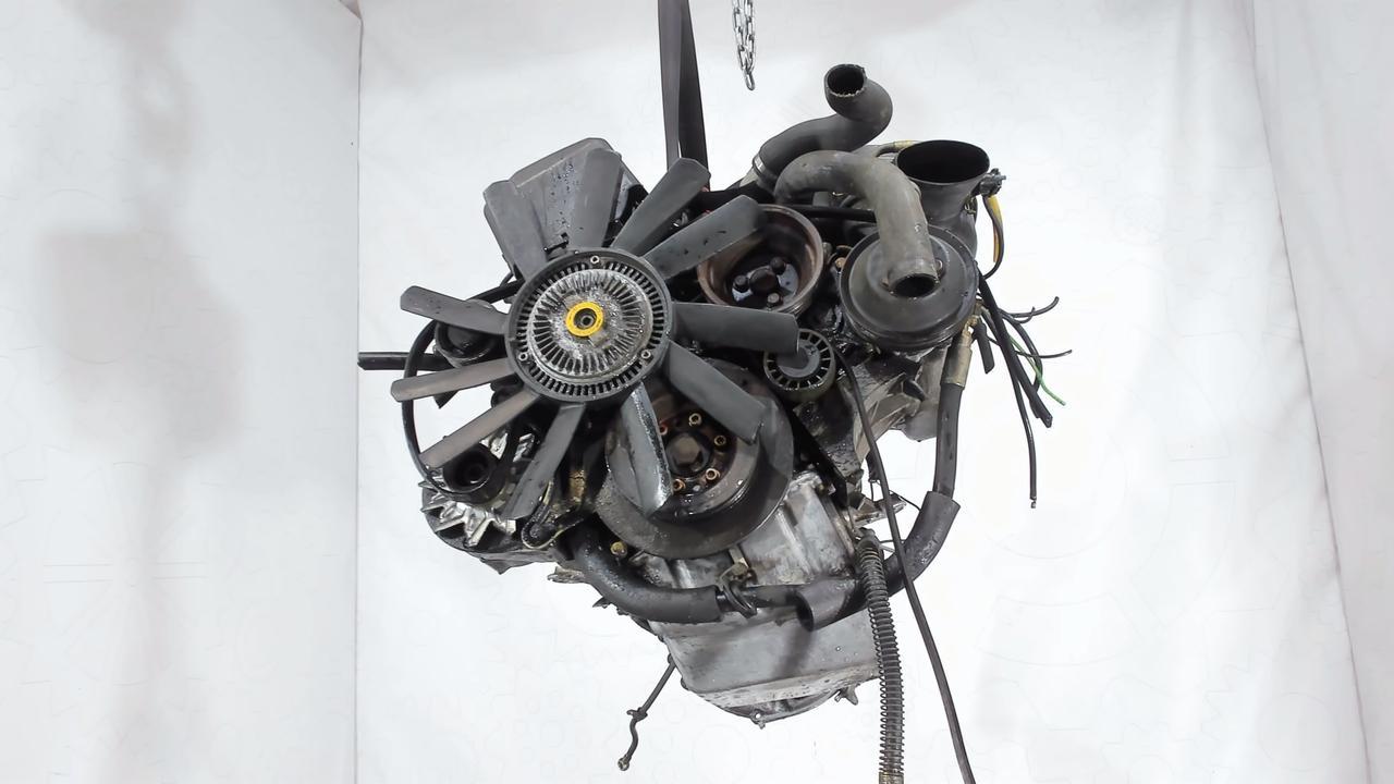 Двигатель (ДВС) Mercedes 1241984 2.6 л Бензин