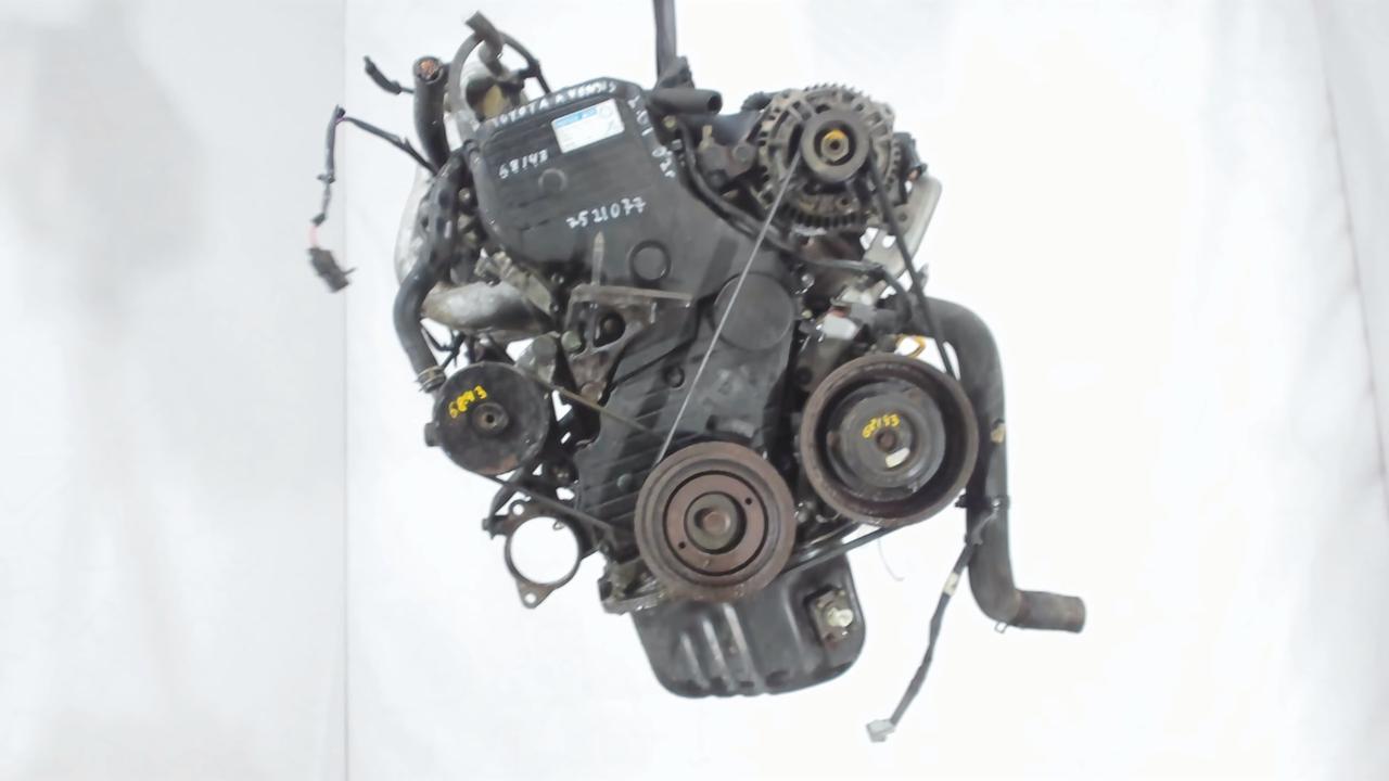 Двигатель (ДВС) Toyota Avensis 1  2 л Бензин