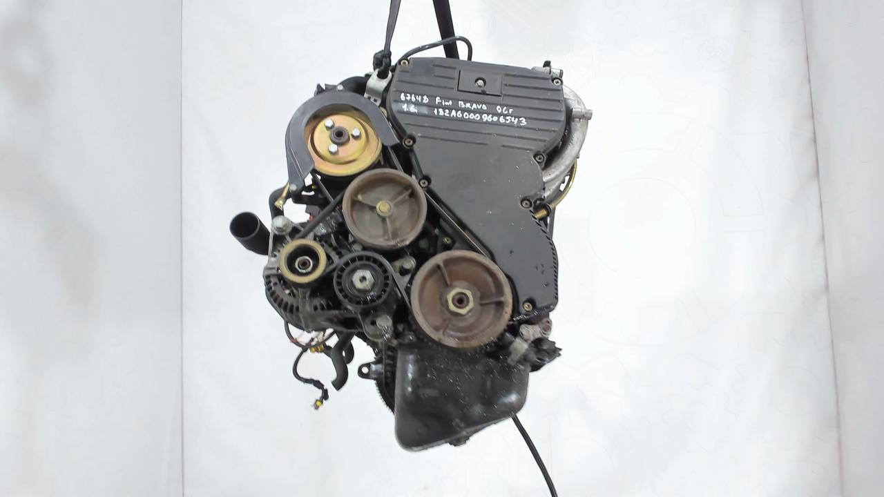 Двигатель (ДВС) Fiat Bravo  1.6 л Бензин