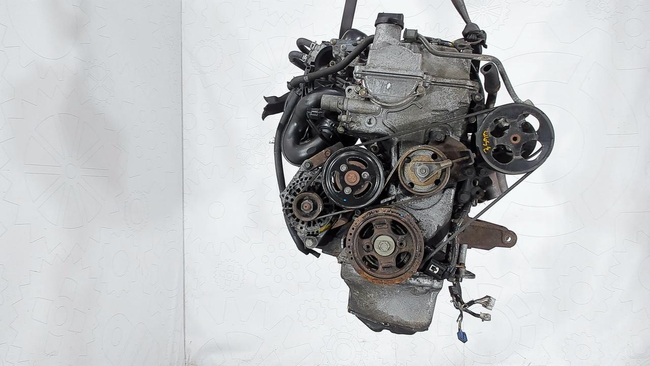 Двигатель (ДВС) Daihatsu Sirion  1.3 л Бензин