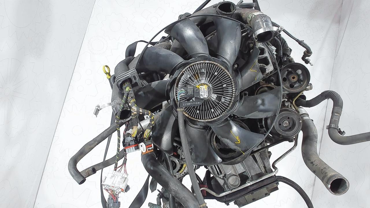 Двигатель (ДВС) Land Rover Range Rover 3 (LM)  3.6 л Дизель
