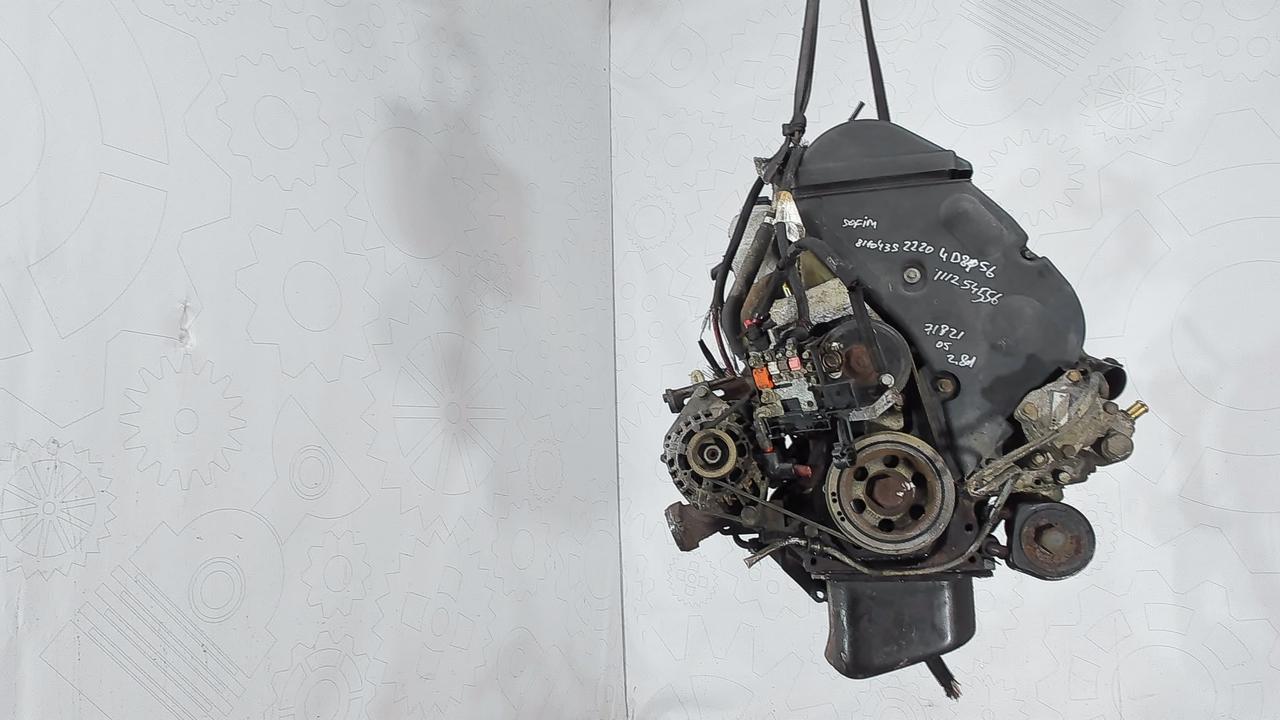 Двигатель (ДВС) Citroen Jumper (Relay)  2.8 л Дизель
