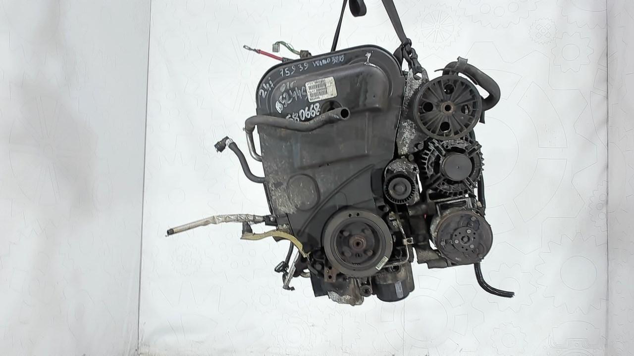 Двигатель (ДВС) Volvo S80  2.4 л Бензин
