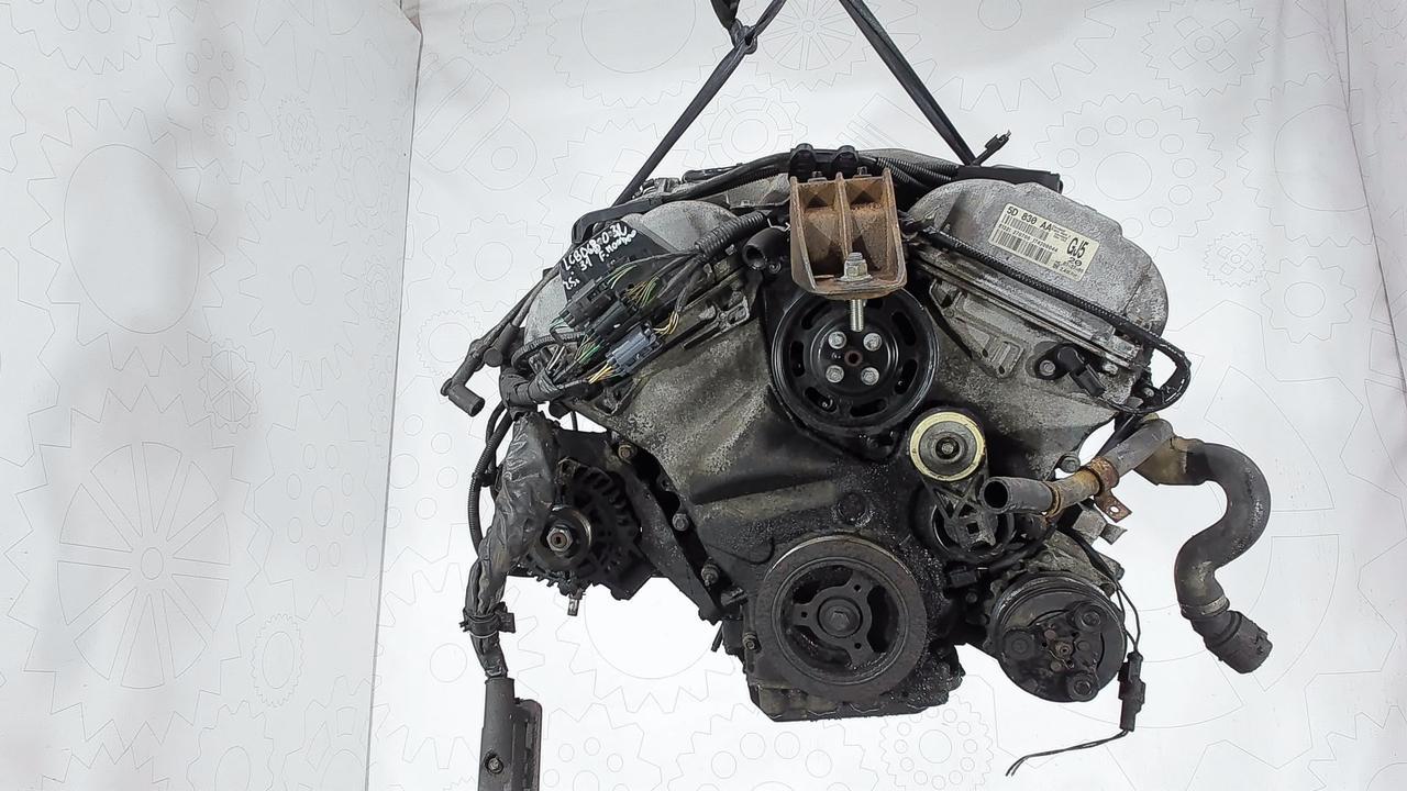 Двигатель (ДВС) Ford Mondeo 3  2.5 л Бензин