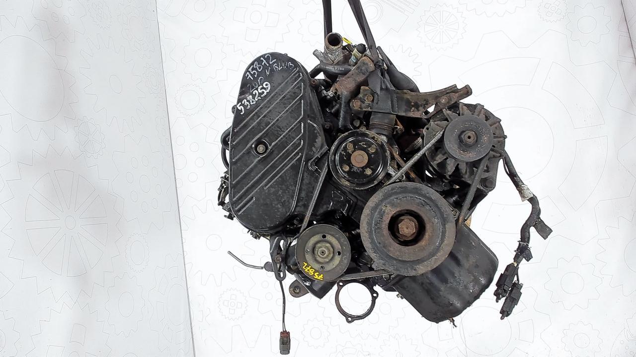 Двигатель (ДВС) Nissan Bluebird 1985 2 л Дизель
