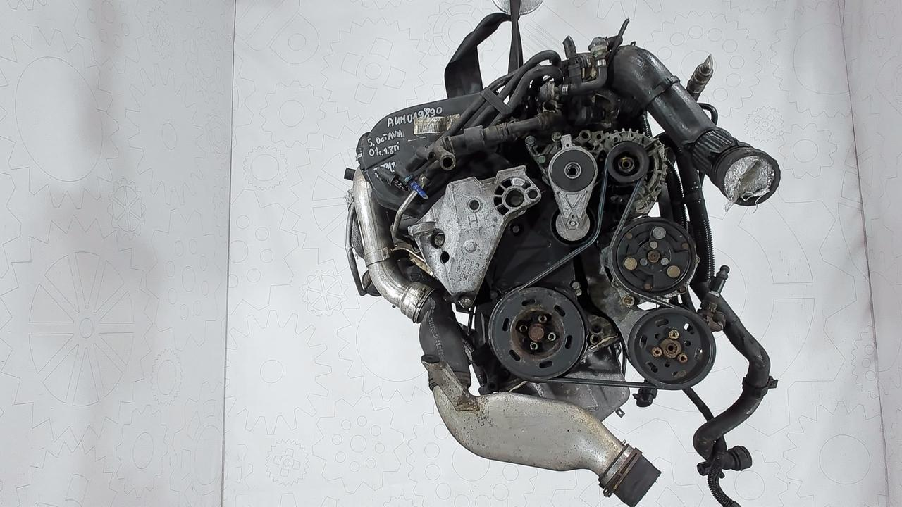 Двигатель (ДВС) Skoda Octavia (A4 1U) 1.8 л Бензин