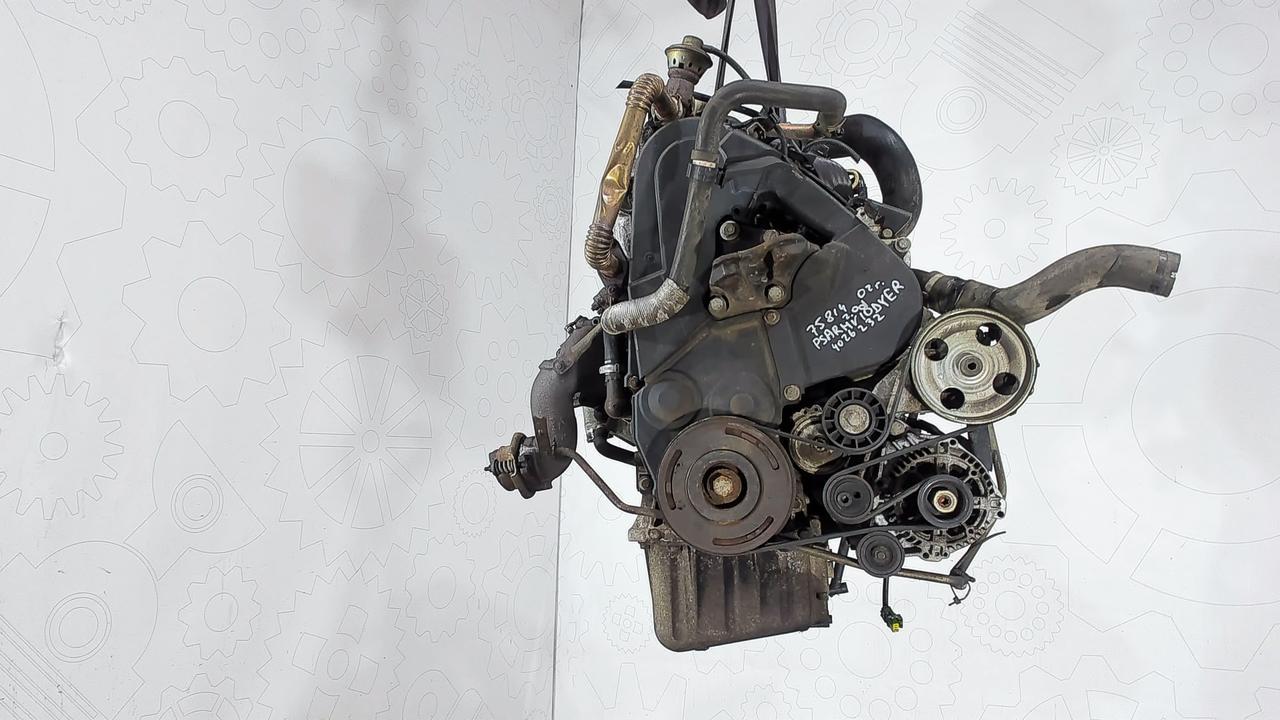 Двигатель (ДВС) Citroen Jumper (Relay)  2 л Дизель