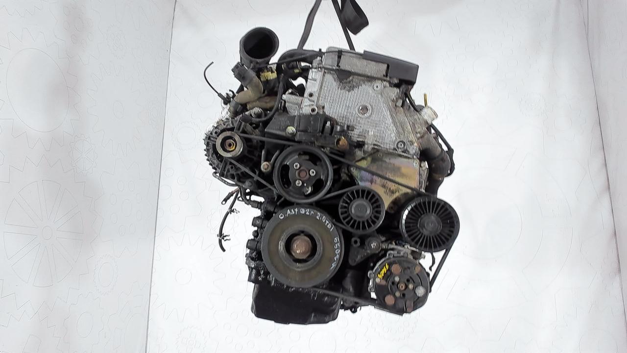 Двигатель (ДВС) Opel Astra G  2 л Дизель