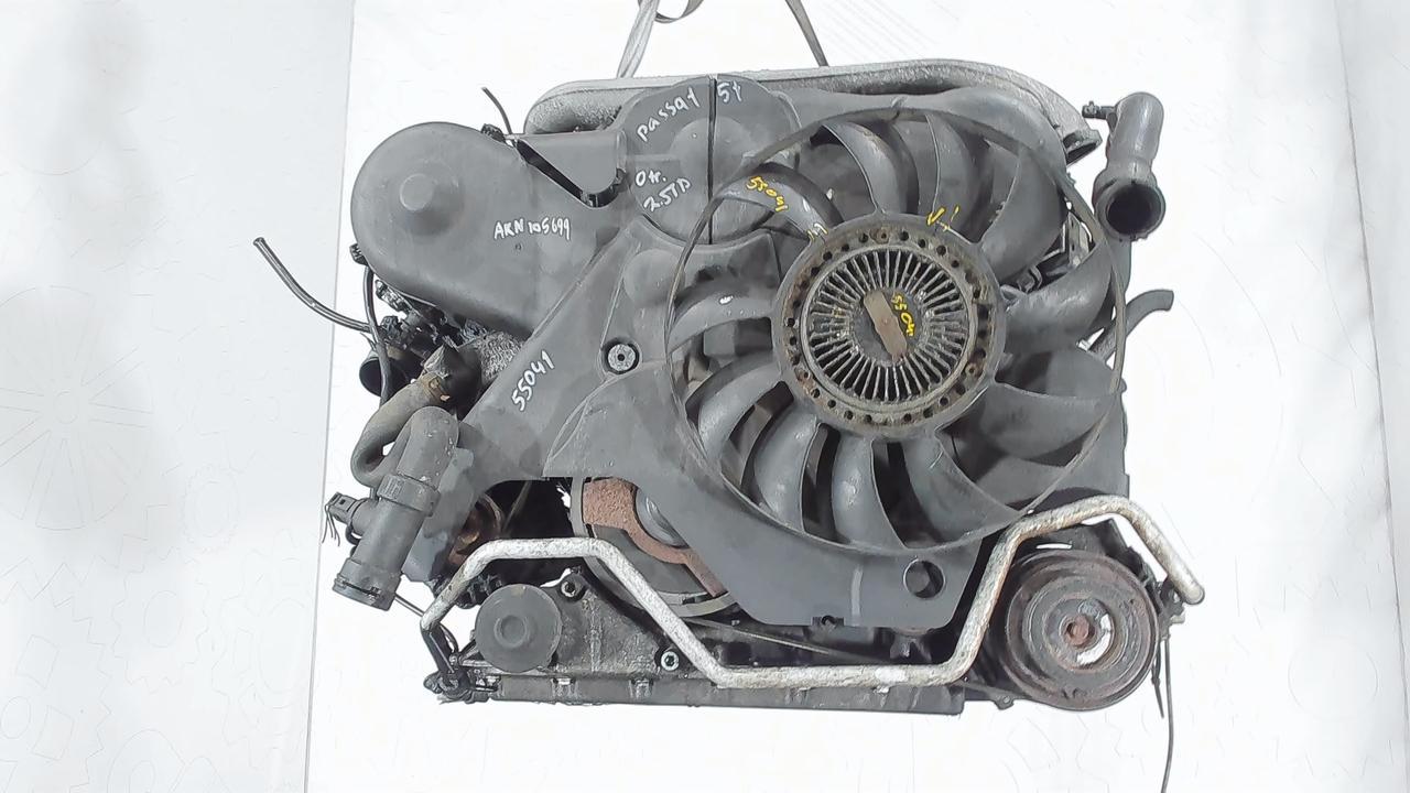 Двигатель (ДВС) Volkswagen Passat 5  2.5 л Дизель