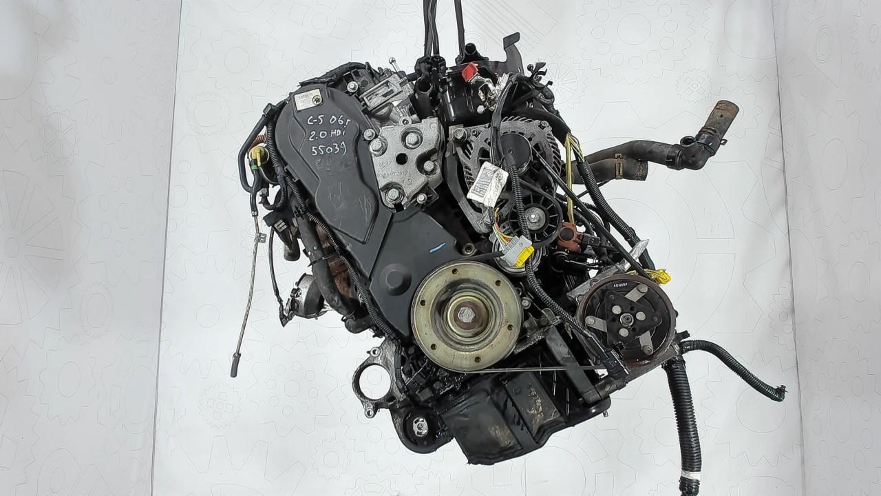 Двигатель (ДВС) Citroen C5  2 л Дизель