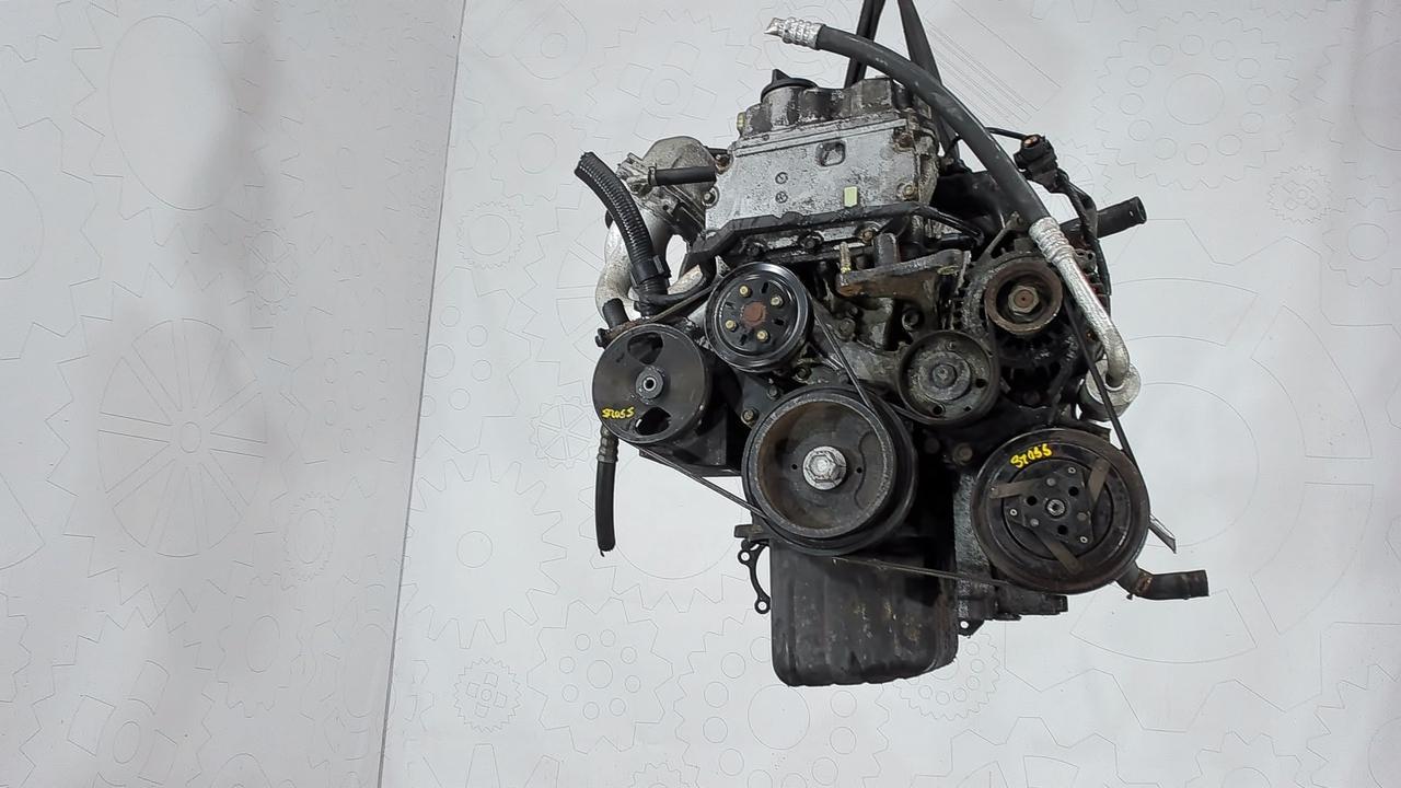 Двигатель (ДВС) Nissan Primera P12  1.8 л Бензин