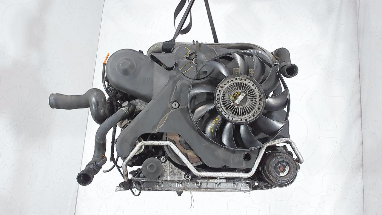 Двигатель (ДВС) Audi A4 (B5)  2.5 л Дизель