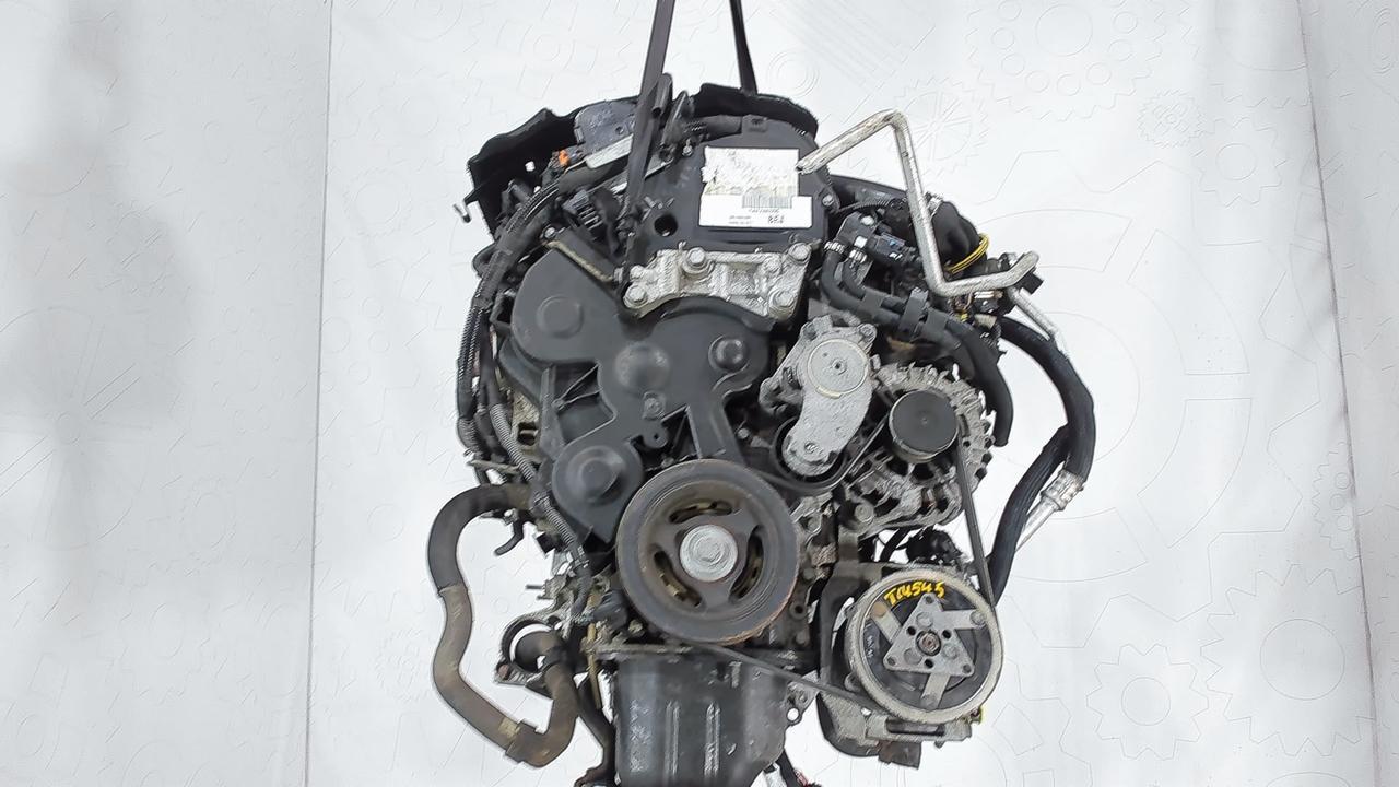 Двигатель (ДВС) Citroen C3 picasso  1.6 л Дизель
