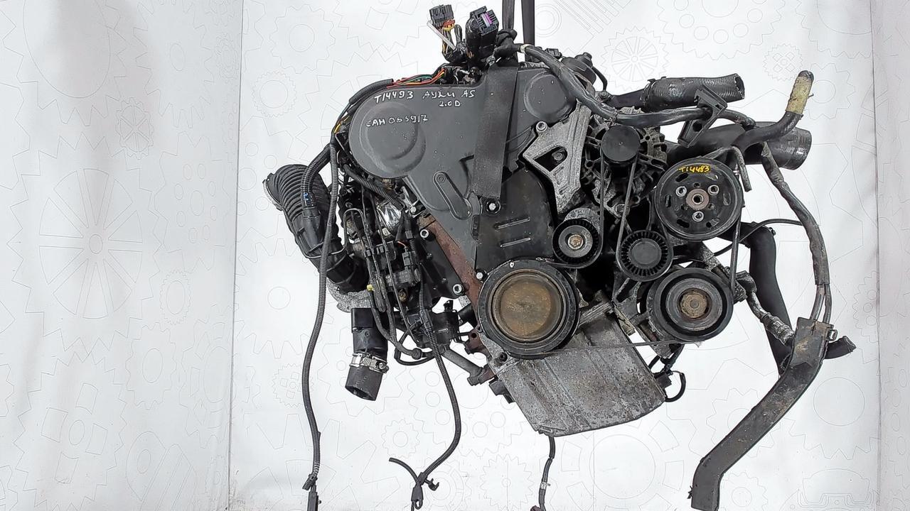 Двигатель (ДВС) Audi A5  2 л Дизель
