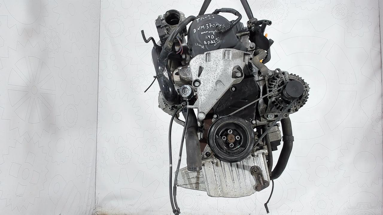 Двигатель (ДВС) Skoda Fabia  1.4 л Дизель