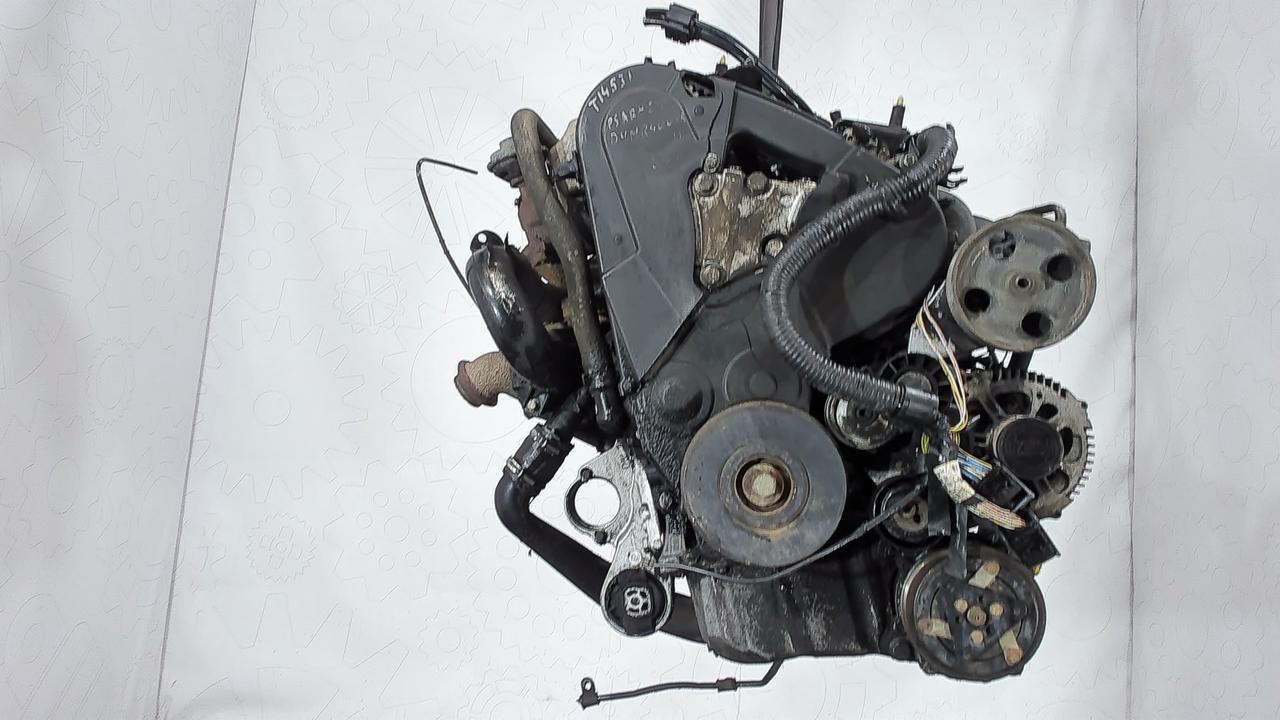Двигатель (ДВС) Peugeot 406 2 л Дизель