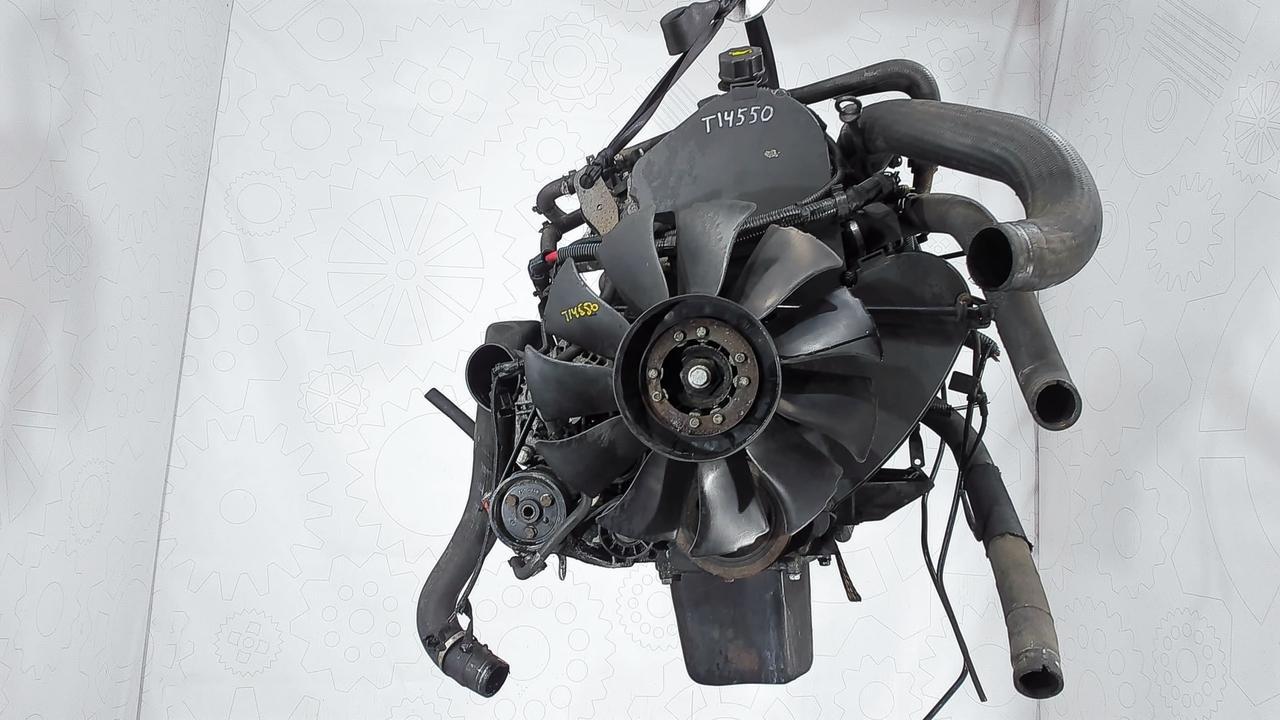 Двигатель (ДВС) Iveco Daily 4  2.3 л Дизель