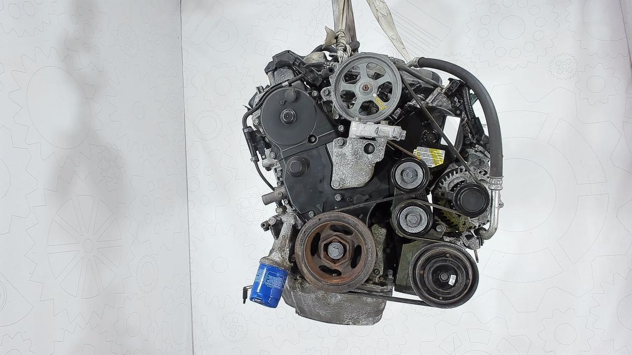 Двигатель (ДВС) Honda Crosstour 3.5 л Бензин