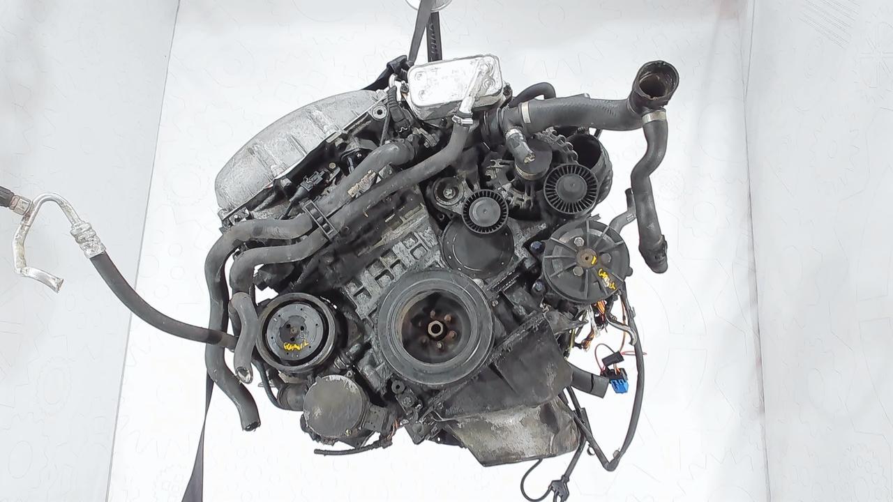 Двигатель (ДВС) BMW 6 E63  3 л Бензин