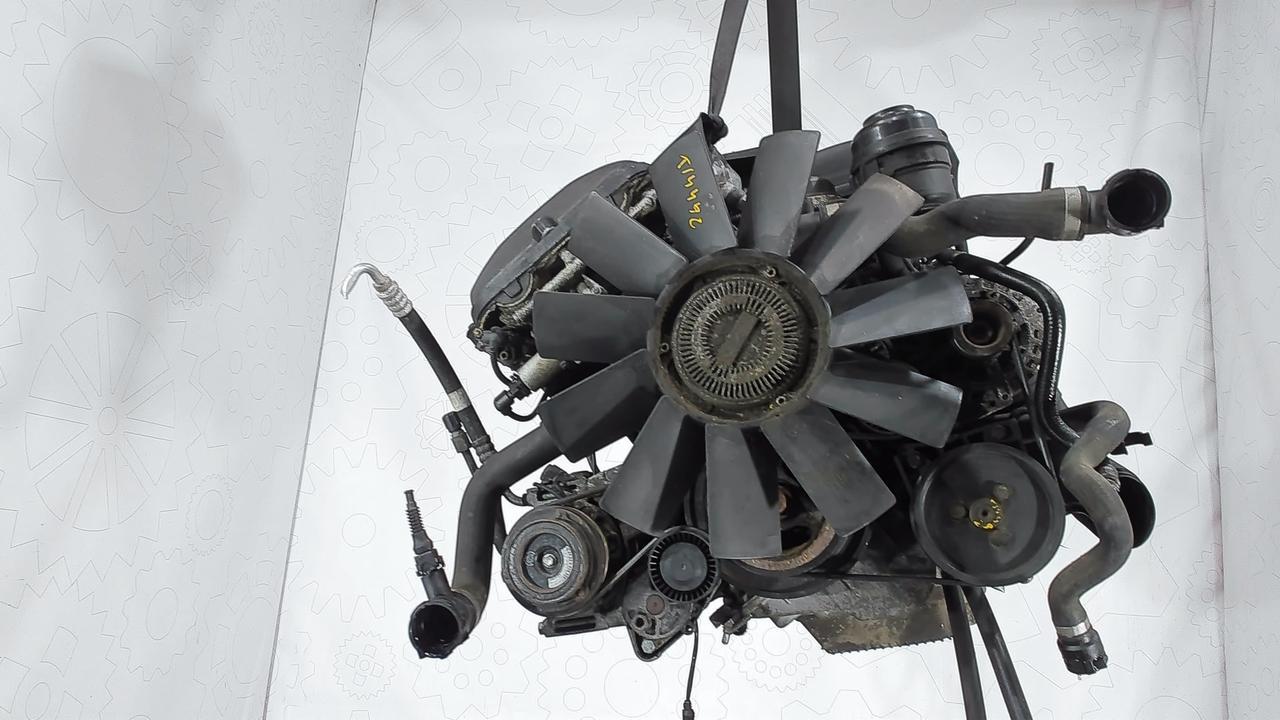 Двигатель (ДВС) BMW 5 E39  2.5 л Бензин