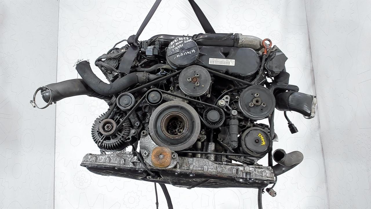 Двигатель (ДВС) Audi A6 (C6)  3 л Дизель