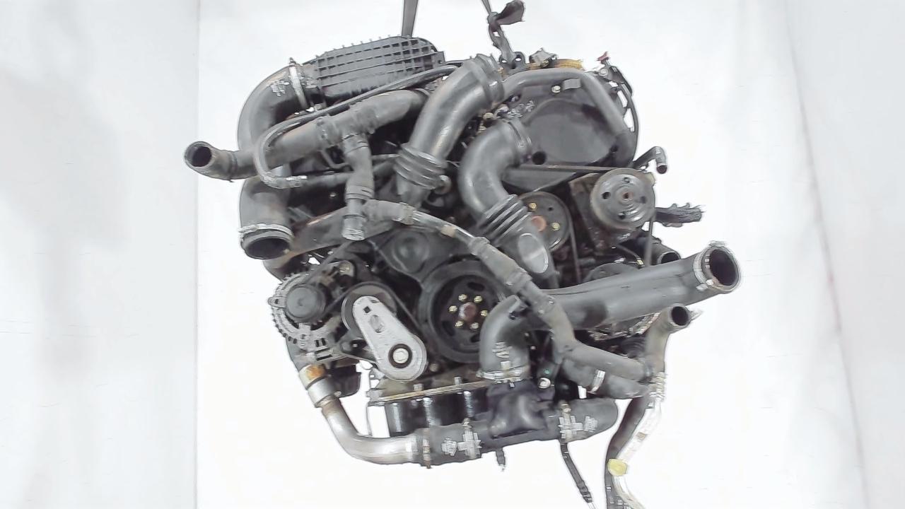 Двигатель (ДВС) Jaguar Stype 2.7 л Дизель